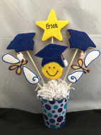 Graduation-bouquet.caps_.diplomas