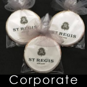 "Corporate Cookies - Custom ""St. Regis"""